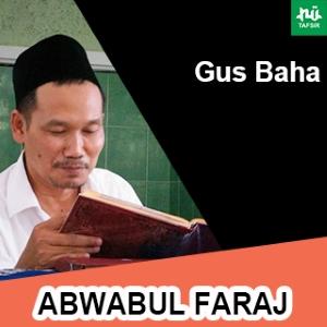 Kitab Abwabul Faraj # Gus Baha
