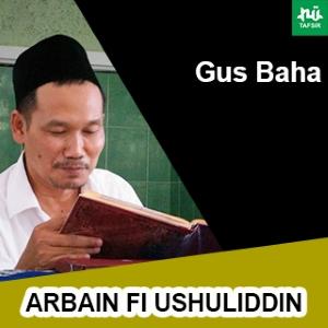 Kitab Arbain fi Ushuliddin # Gus Baha